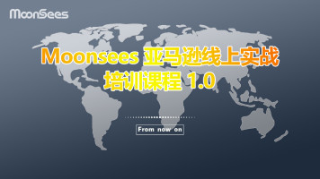 Moonsees 线上实战培训课程 1.0