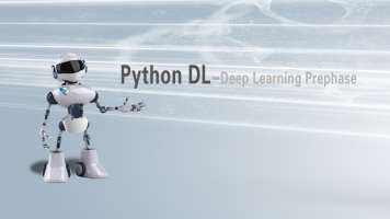 Python DL(deep learning)PrePhase