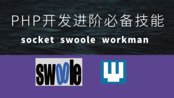 php高级开发socket/workerman/swoole课程包
