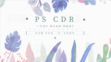 ps cdr 全能就业班