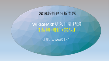 Wireshark抓包全套