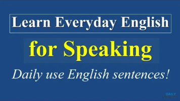 英语口语1000句  Daily Use English Sentences
